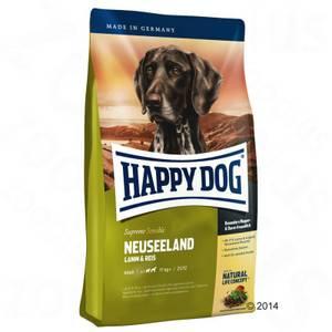 Bilde av Happy Dog  Neuseeland, Lam & Ris 12,5Kg
