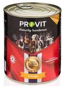 Bilde av Provit Go`biten Kylling på boks 800 g