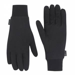 Bilde av Bula Wool Glove Liner Black